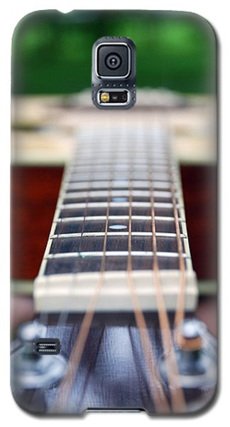Six String Music Galaxy S5 Case