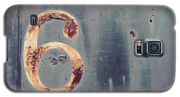 six Galaxy S5 Case by Takeshi Okada