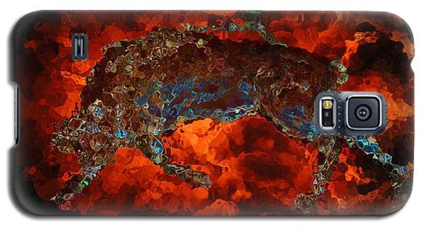 Sizzle Galaxy S5 Case by Stuart Turnbull