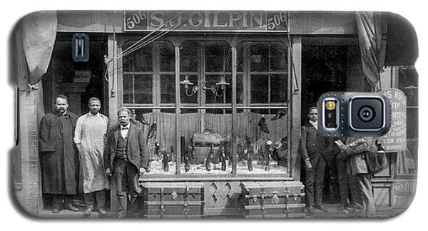 Sj Gilpin Shoe Store Richmond Virginia Galaxy S5 Case