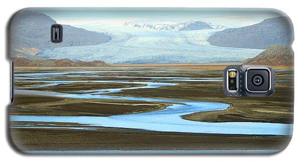 Skaftafell Glacier Galaxy S5 Case