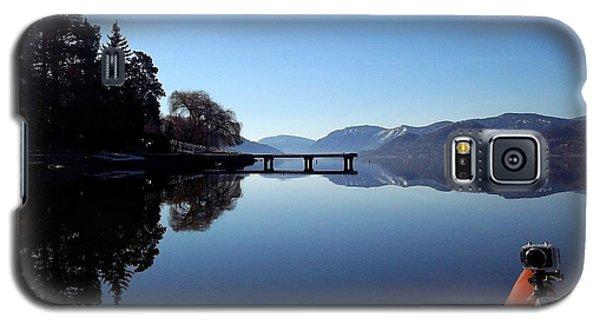 Skaha Lake Calm 2 Galaxy S5 Case
