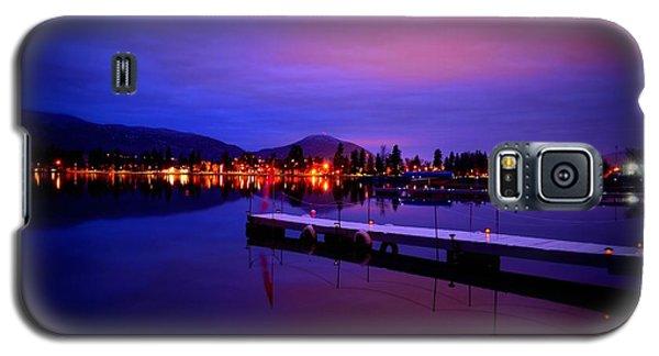 Skaha Lake2 1-27-2014  Galaxy S5 Case