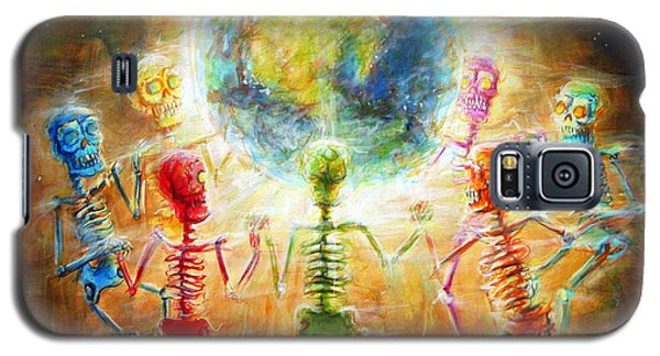 Skeleton Peace Ring Galaxy S5 Case