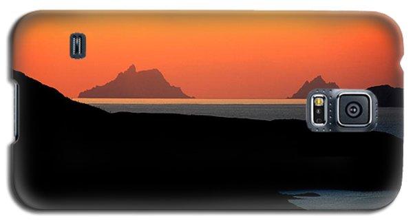 Skellig Islands  Galaxy S5 Case