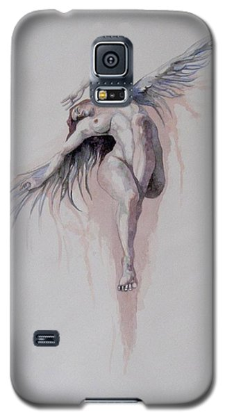 Sketch For Angela Galaxy S5 Case
