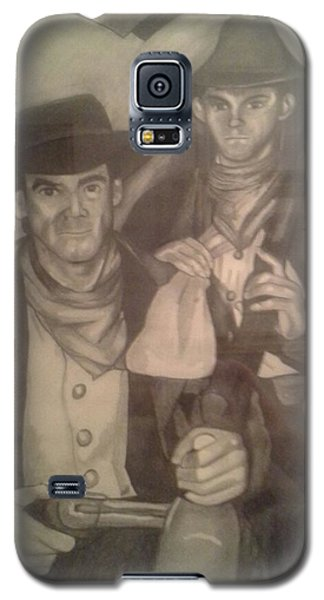 Sketch For Billy Galaxy S5 Case