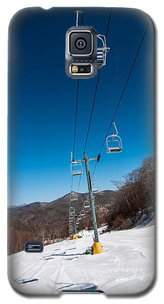 Ski Lift Galaxy S5 Case