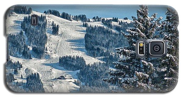 Ski Run Galaxy S5 Case