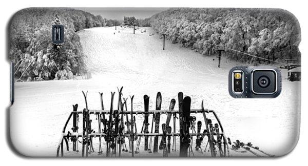 Ski Vermont At Middlebury Snow Bowl Galaxy S5 Case