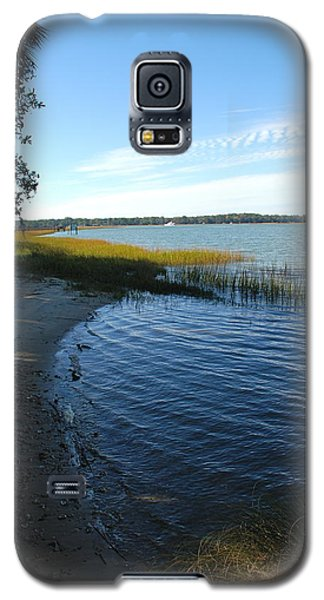 Skidaway River Galaxy S5 Case