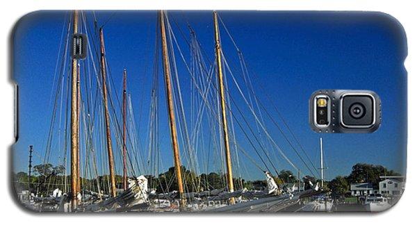 Skipjacks  Galaxy S5 Case by Sally Weigand