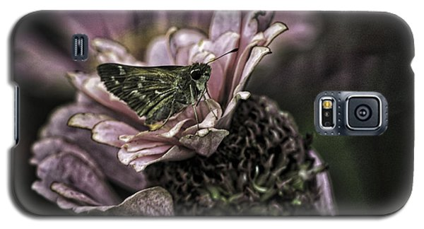 Skipper On Flower Galaxy S5 Case