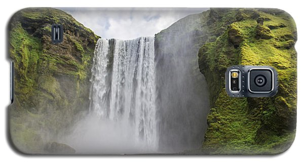 Skogarfoss Waterfall Galaxy S5 Case