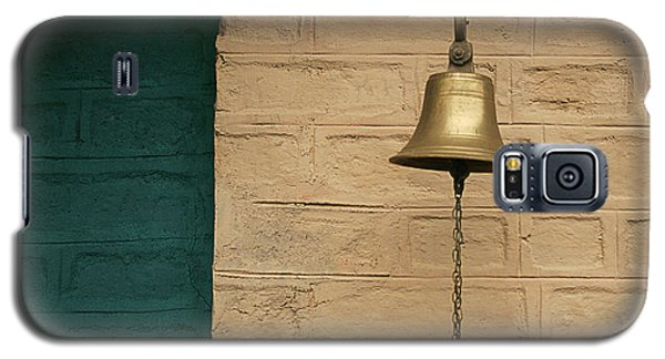 Galaxy S5 Case featuring the photograph Skc 0005 A Doorbell by Sunil Kapadia
