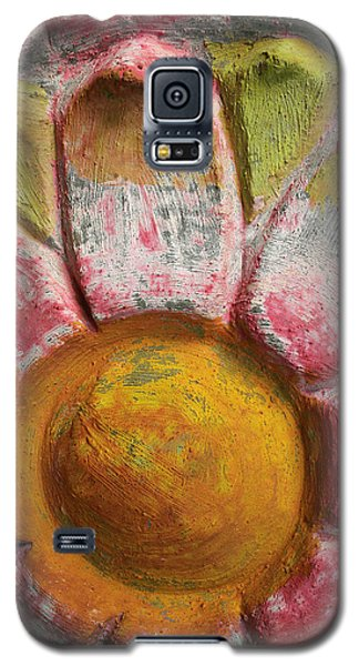Galaxy S5 Case featuring the photograph Skc 0008 Scraped Paint by Sunil Kapadia