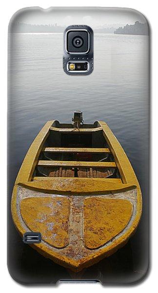 Skc 0042 Calmness Anchored Galaxy S5 Case