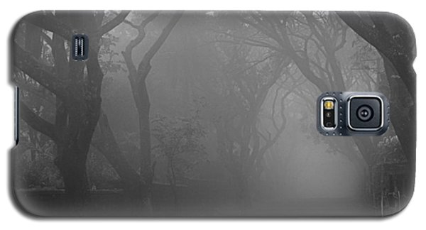 Galaxy S5 Case featuring the photograph Skc 0077 A Romatic Path by Sunil Kapadia