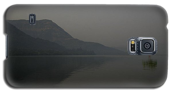 Galaxy S5 Case featuring the photograph Skc 0086 Solitary Isolation by Sunil Kapadia