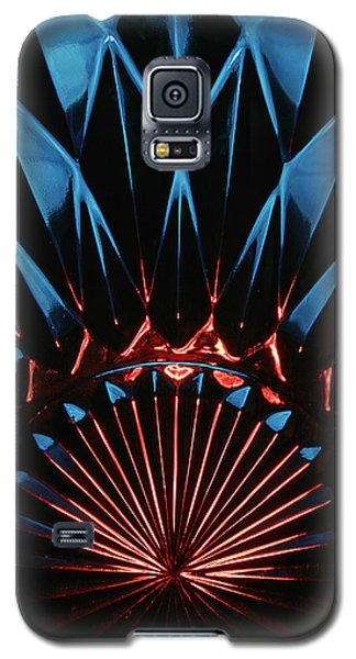 Galaxy S5 Case featuring the photograph Skc 0269 Cut Glass by Sunil Kapadia