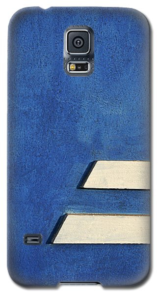 Galaxy S5 Case featuring the photograph Skc 0304 Parallel Paths by Sunil Kapadia