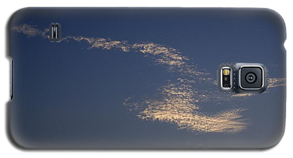 Galaxy S5 Case featuring the photograph Skc 0353 Cloud In Flight by Sunil Kapadia