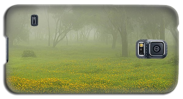 Galaxy S5 Case featuring the photograph Skc 0835 Romance In The Meadows by Sunil Kapadia