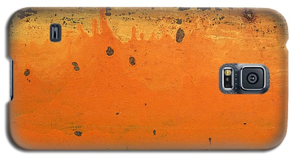 Galaxy S5 Case featuring the photograph Skc 1505 Peeled Paint by Sunil Kapadia