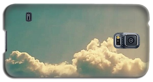 Bright Galaxy S5 Case - Sky & Sea by Raimond Klavins