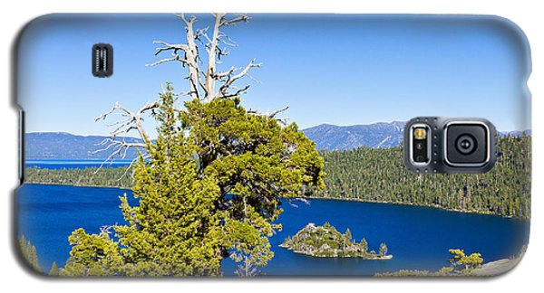 Sky Blue Water - Emerald Bay - Lake Tahoe Galaxy S5 Case