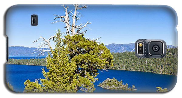 Sky Blue Water - Emerald Bay - Lake Tahoe Galaxy S5 Case
