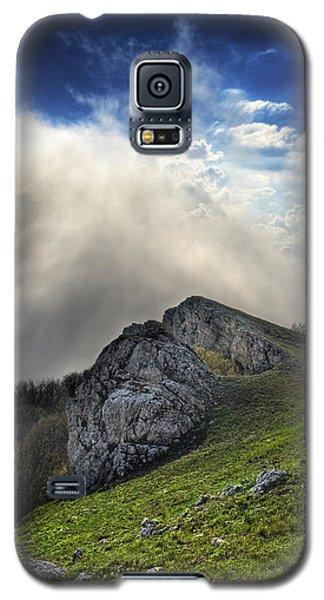Sky Boundary Galaxy S5 Case