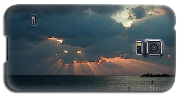 Sky Dragon - Florida Keys Galaxy S5 Case