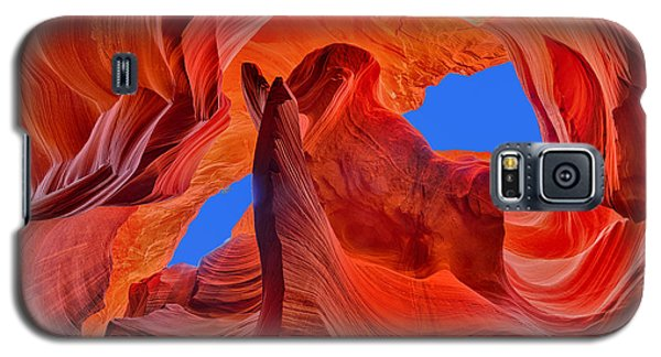 Sky Eyes In Antelope Canyon Galaxy S5 Case