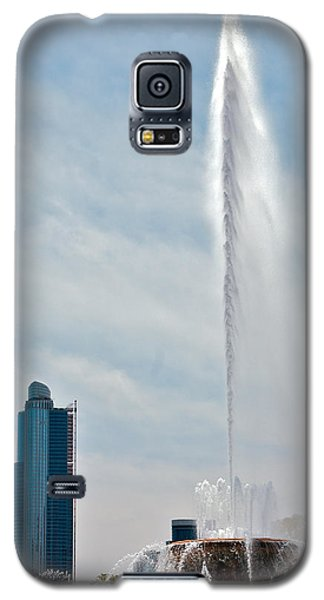 Sky High Galaxy S5 Case