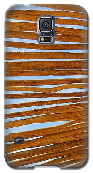 Sky-lined  Galaxy S5 Case by Joy Hardee