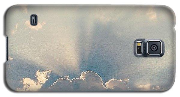 Bright Galaxy S5 Case - Sky by Raimond Klavins
