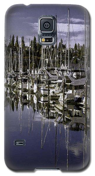 Galaxy S5 Case featuring the photograph Sky Reach by Jean OKeeffe Macro Abundance Art