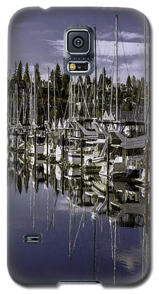 Sky Reach Galaxy S5 Case by Jean OKeeffe Macro Abundance Art