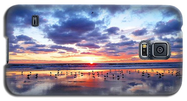 Sky Reflections Galaxy S5 Case by Julia Ivanovna Willhite