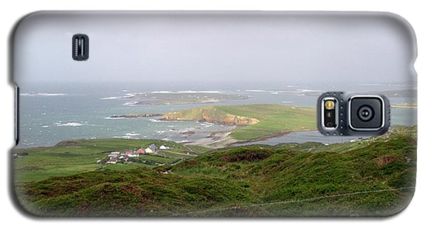 Sky Road Clifden Ireland Galaxy S5 Case by Butch Lombardi