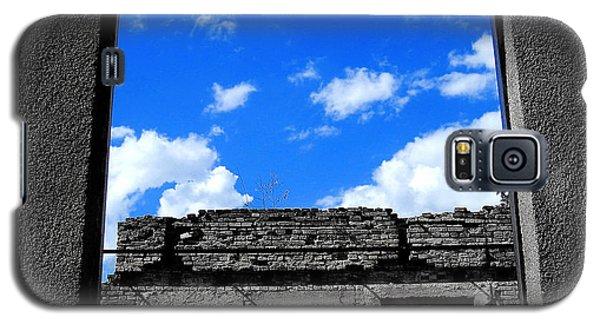 Sky Windows Galaxy S5 Case by Nina Ficur Feenan