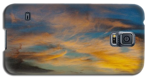 Galaxy S5 Case featuring the photograph Skyfall by Jesse Ciazza