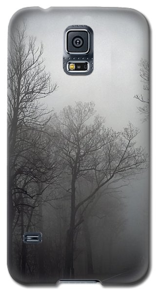 Skyline Drive In Fog Galaxy S5 Case