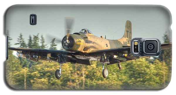 Skyraider Galaxy S5 Case