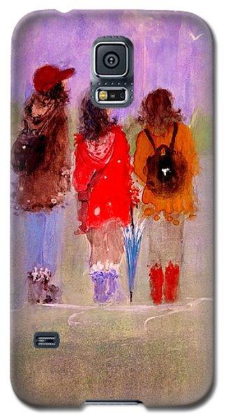 Sky's The Limit.. Galaxy S5 Case by Cristina Mihailescu