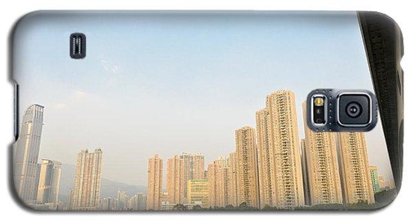 Skyscrapers In Hong Kong Galaxy S5 Case