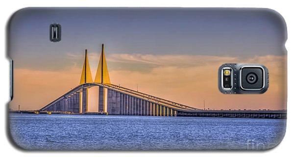 Skyway Bridge Galaxy S5 Case by Marvin Spates