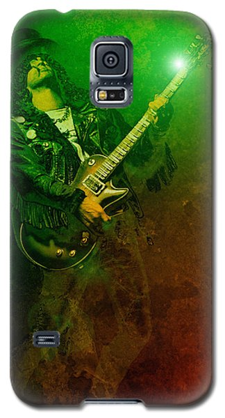 Slashed Galaxy S5 Case by WB Johnston