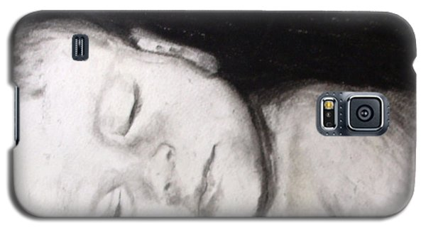 Sleeping Galaxy S5 Case